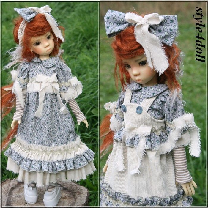 style4doll outfit for 1/4 MSD Miki Nysa Layla Kaye Wiggs #ClothingAccessories