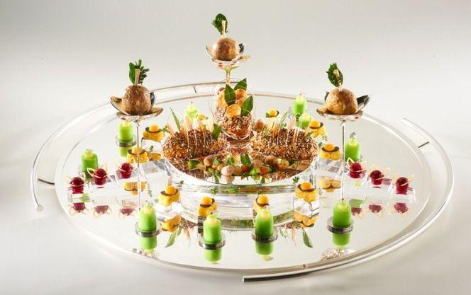 Plat viande de la Norvège, Bocuse d'or Europe 2012