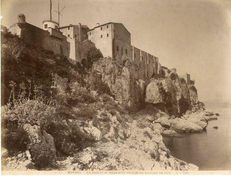 France, Cannes, Ile Sainte-Marguerite, Prison du Masque de Fer    #Europe #France_Nouveautés #Côte_Azur_Provence