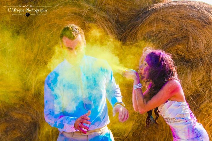 Pieter & Jelin-Tiada Trash the dress Photographer Daniel Meyer
