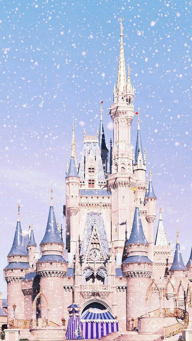 Iphone Wallpaper Disney Castle Tumblr