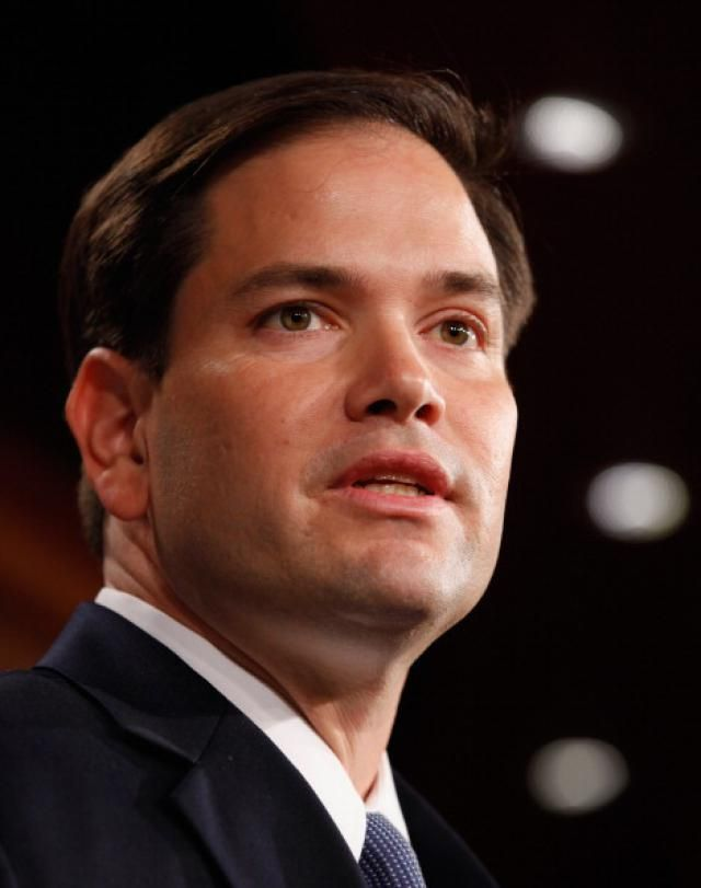 8 Possible Conservative Presidential Candidates for 2016: US Senator Marco Rubio