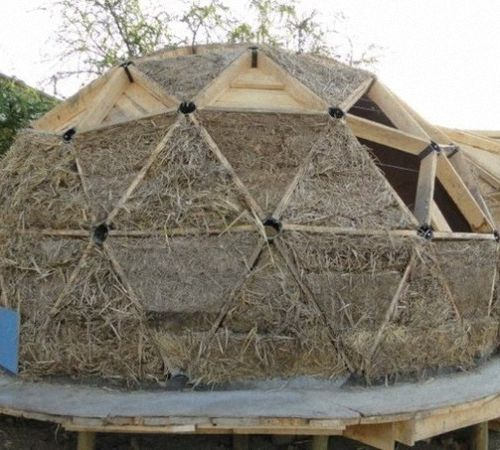 Купольный дом своими руками | Строительный портал