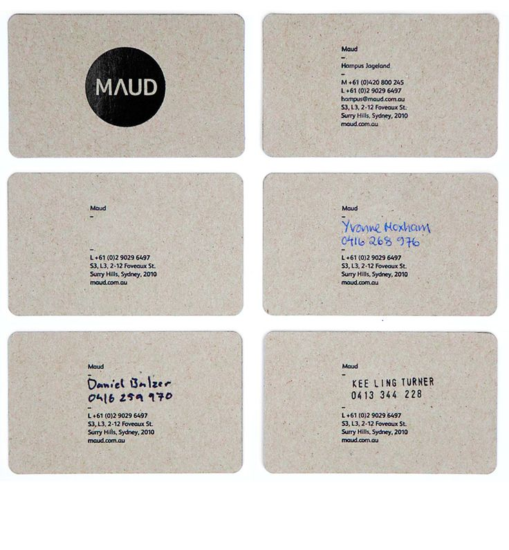 80 best Print - Business cards images on Pinterest | Brand design ...
