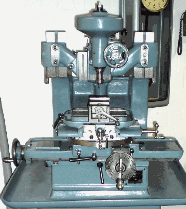 Boley Milling Machines