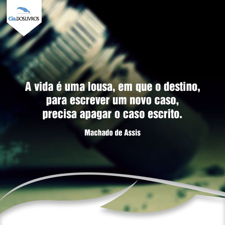 Belas palavras do Machado de Assis. Vamos caprichar no nosso texto hoje.  #BomDia com  muita leitura e cafezinho pra esquentar! ;)