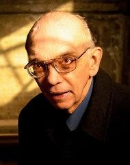 José Antonio Abreu, the founder of El Sistema, a Venezuelan music education program.