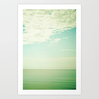 Breathe Art Print by Joy StClaire - $19.00