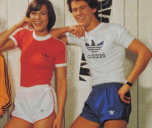 Retro Adidas