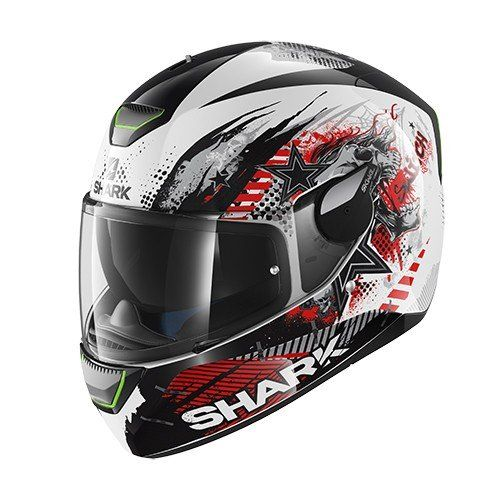 Cheap Shark Skwal Switch Riders Helmet-White-Black-Red-XL https://motorcyclejacketsusa.info/cheap-shark-skwal-switch-riders-helmet-white-black-red-xl/