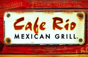 5 Cafe Rio copycat recipes - Mexican-style restaurant chain located primarily in the Western United States with locations in AZ. CA. CO. MD. MO. Utah. VA. ID etc. The menu is inspired from the Rio Grande Valley regions of Northern Mexico. Texas and New Mexico. [incl Sweet Pork Barbacoa. Cafe Rio Chicken. Cafe Rio Beef. Cilantro Lime Rice and Creamy Tomatillo Dressing]