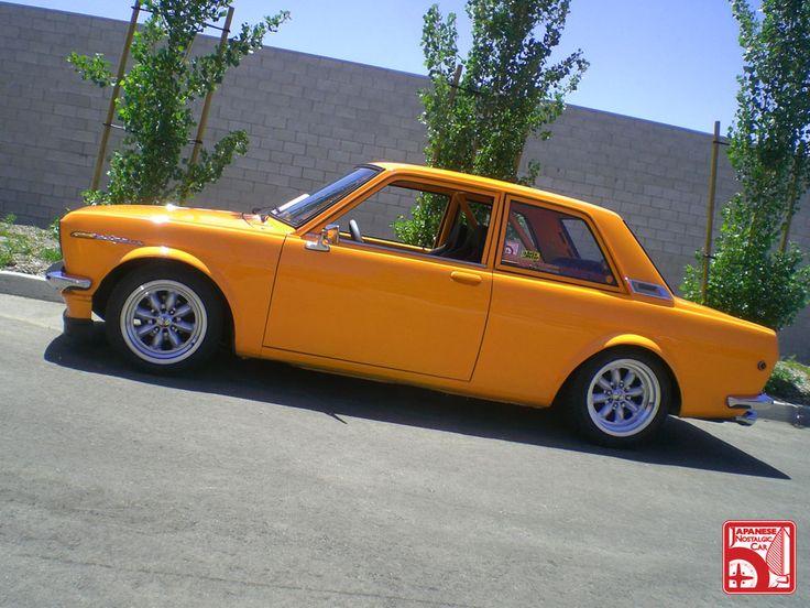 bright Datsun 510                                                                                                                                                                                 More