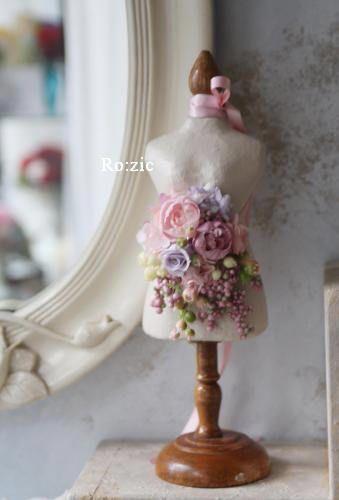 preserved flower http://rozicdiary.exblog.jp/24105039/