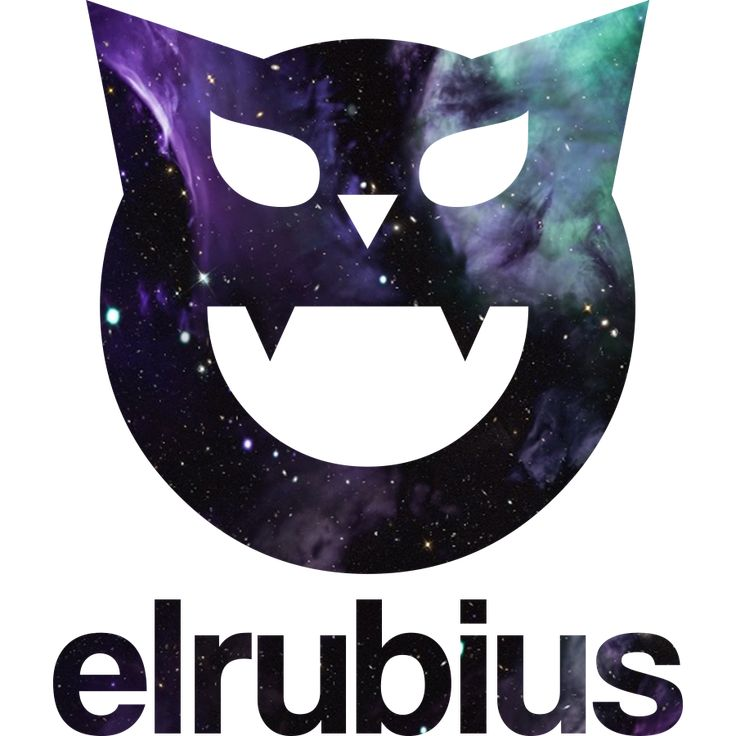 Elrubius website logo