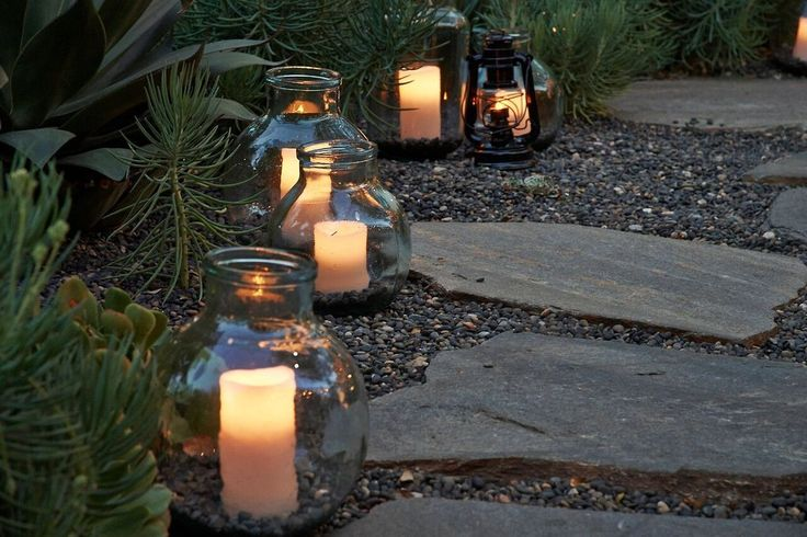 Flameless Wax Candles - Timer - Real Wax - Look so real!