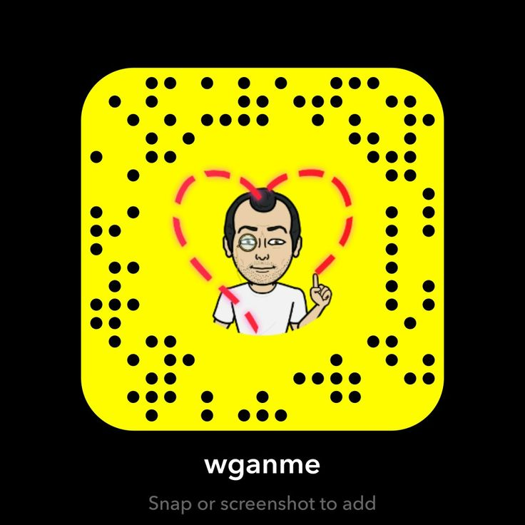 Add me on Snapchat! Username: wganme