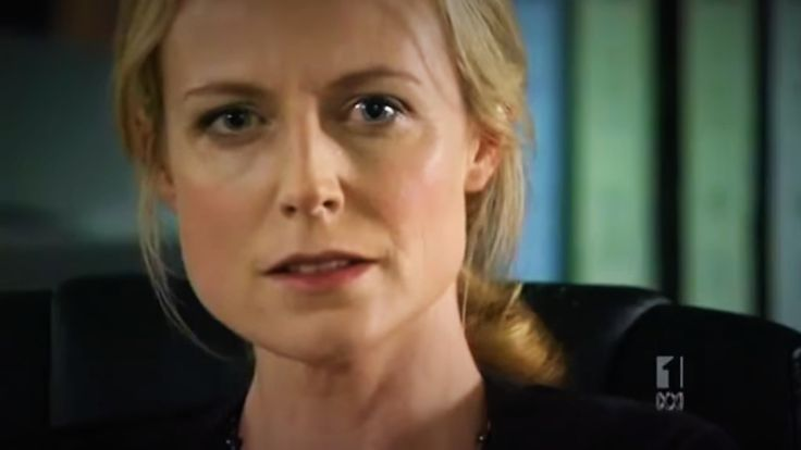 Marta Dusseldorp as Janet King in Crownies