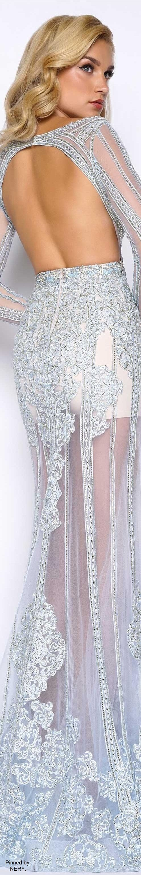 Mac Duggal Prom Dress 2017-PowderBlue