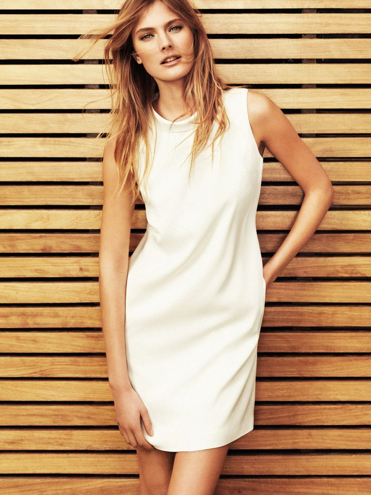 Massimo Dutti April Lookbook for Women. Spring Summer 2014 Collection.