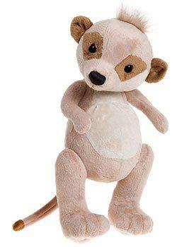 Charlie Bear Baby Boutique Mathilde the Meerkat