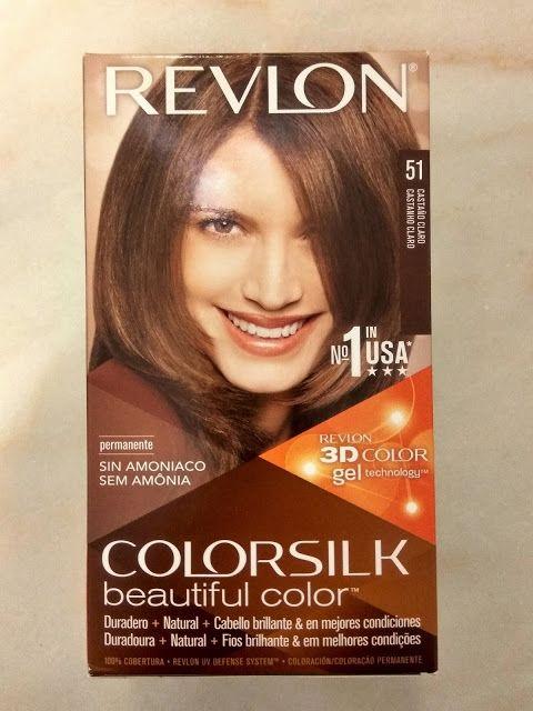 De Manta no Sofá: Revlon ColorSilk 3D, sem amoníaco.