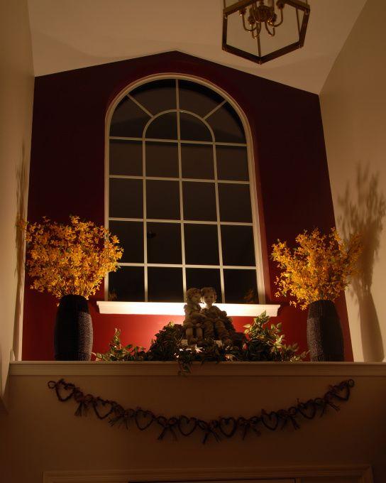 Foyer Art Jobs : Best second storey ledge above front door images on