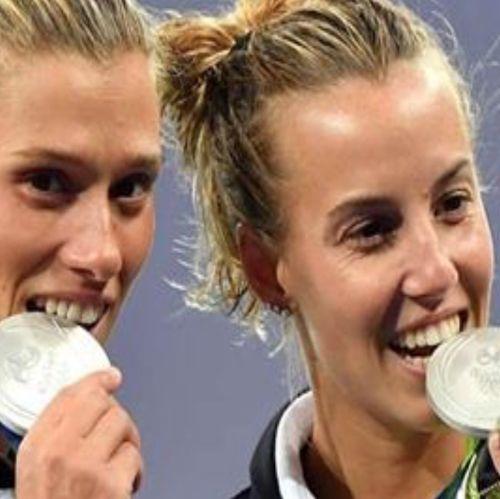 Odette, Tania e Francesca: ragazze d'argento. Le reazioni alla vittoria. #Rio2016