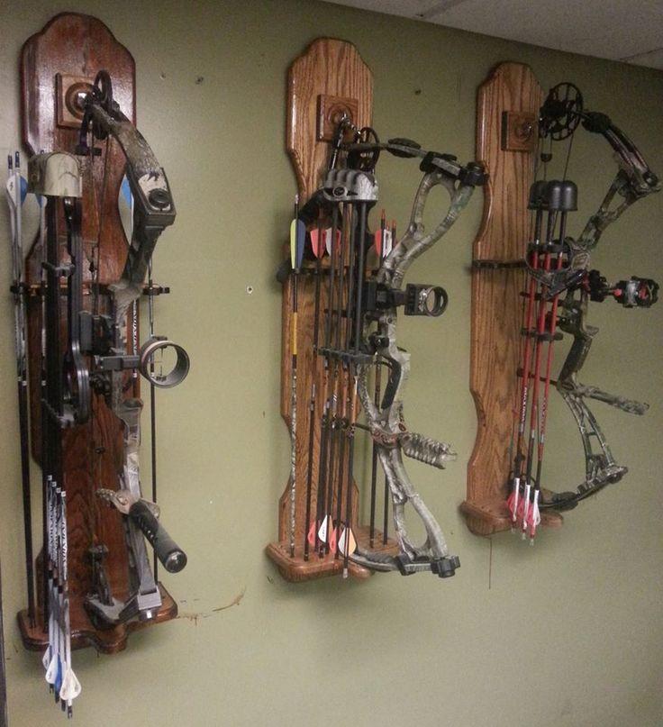 Nice Bow Rack - Bow-loK www.facebook.com/