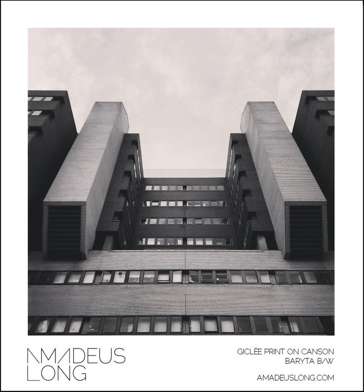 Brilliant Architecture Photography Editing Print Brutalism Brutalist Black And White Geometry Ideas