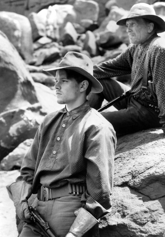 GERONIMO : AN AMERICAN LEGEND, Matt Damon, Robert Duvall, 1993