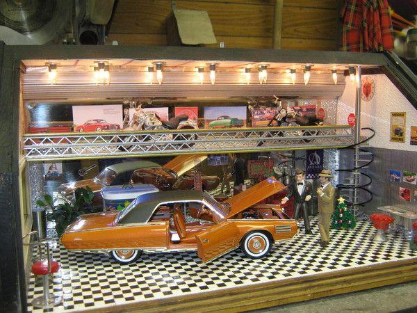 Mini Racing Car Track