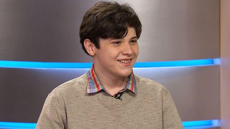 14χρονος με σύνδρομο Asperger Jacob Barnett απειλεί τη θεωρία της σχετικότητας-Πάει για νόμπελ!!!-ΒΙΝΤΕΟ - newsitamea - newsitamea