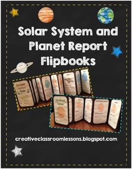 $ Solar System and Planet Report Flipbooks