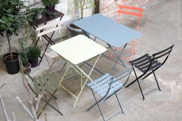 Fermob Bistro Folding Chair | Artilleriet | Inredning Göteborg