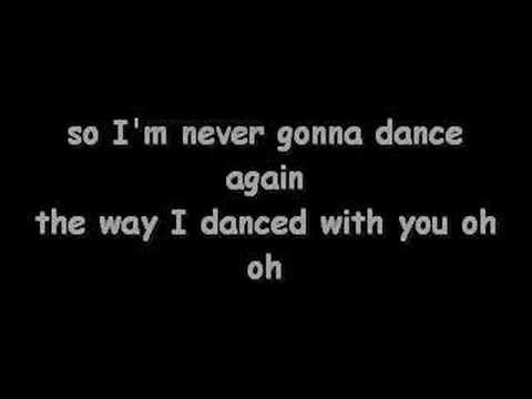 WHAM - Careless Whisper (Lyrics)...Fuck, what a song♥