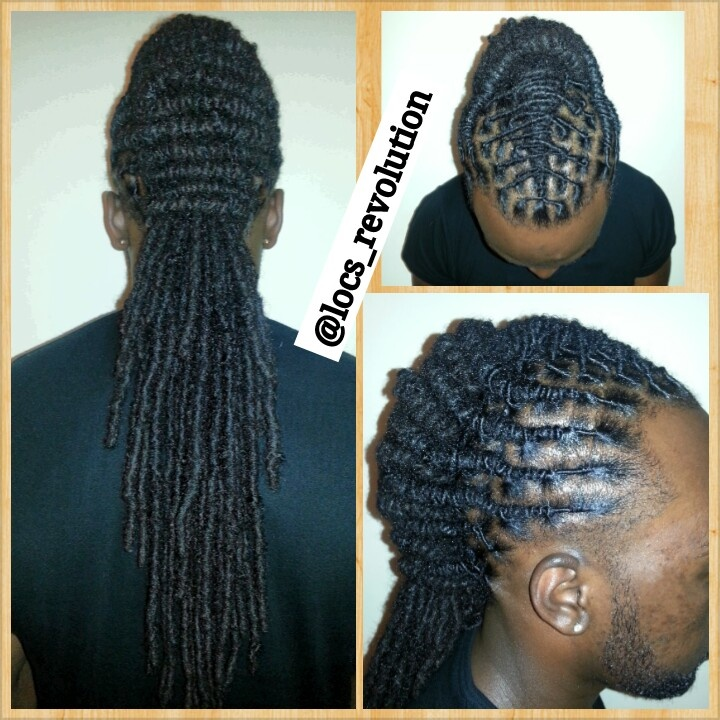 Terrific 1000 Images About Men39S Loc Styles On Pinterest Best Style Short Hairstyles For Black Women Fulllsitofus