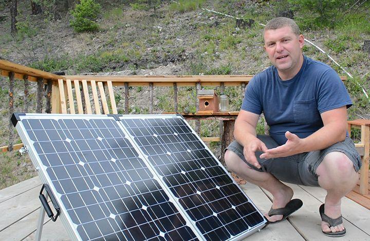 Stupid Easy Portable Solar Panels For Rv Off Grid Boondocking Camping Solar Panels Portable Solar Panels Solar