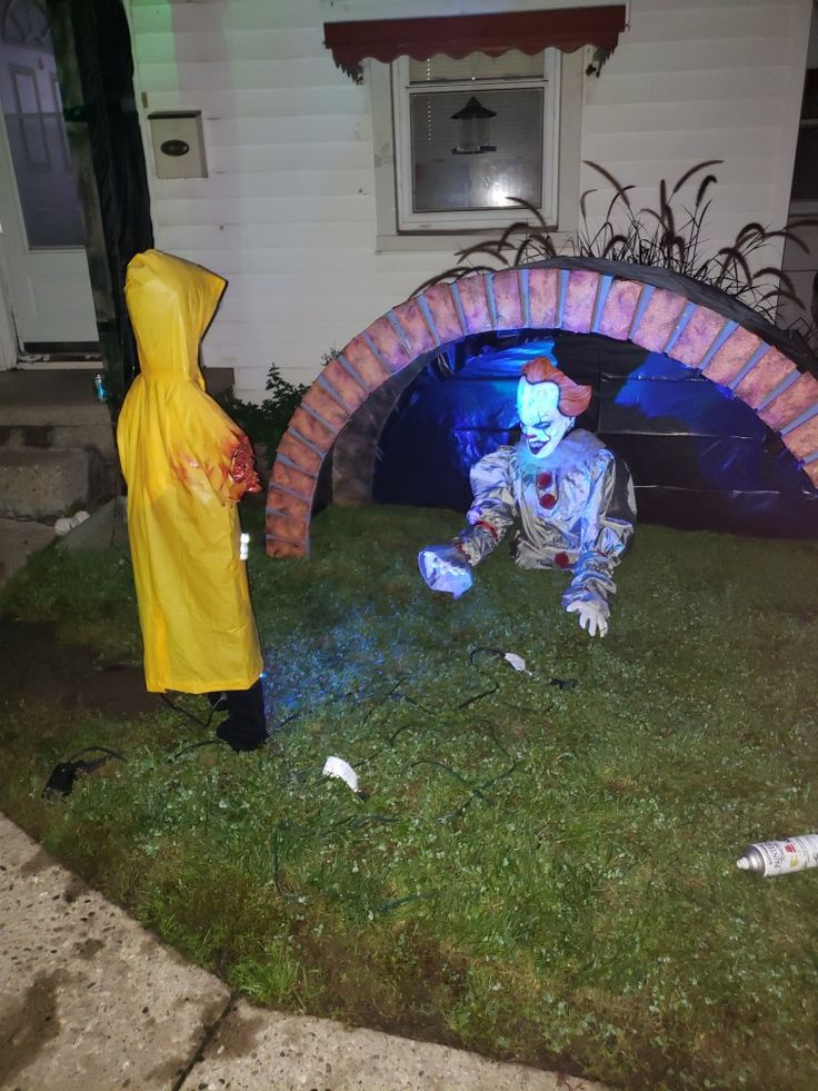 Halloween Scary Outdoor Ideas