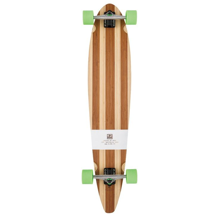 Globe Longboards - Globe Big Pinner Bamboo Longboard - 44 inch