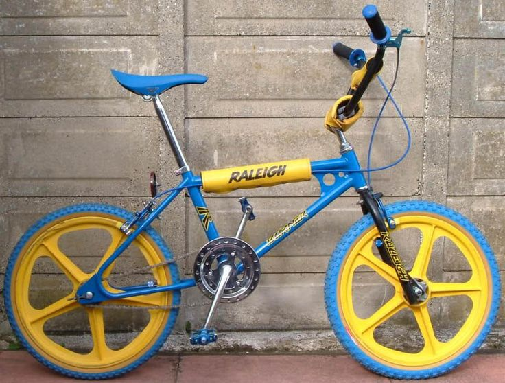 Raleigh Burner - I loved mine!
