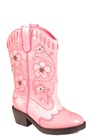 Pink Baby Cowgirl Boots! So Stinkin Cute!