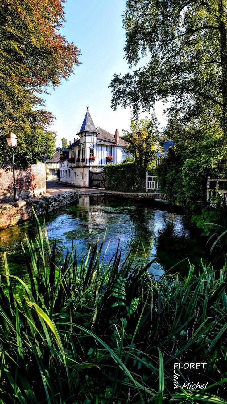 17 meilleures images propos de voyages france europe sur pinterest alsa - Les plus beaux villages de normandie ...