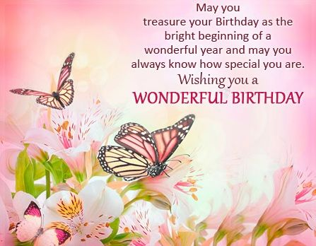 25 best ideas about Happy Birthday Wishes – What to Say in a Happy Birthday Card