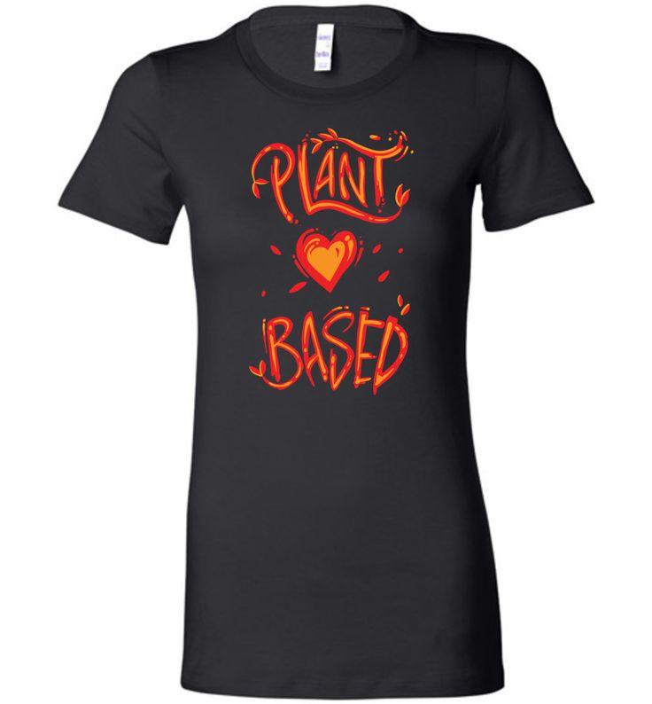 Plant Based Orange (Women's Tee)