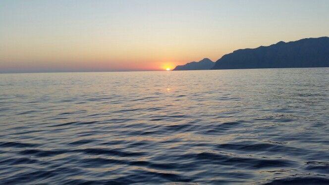Sunrise from Kastelas