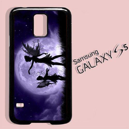 Purple Fairies Fairy Dust Girls Lake  For Samsung Galaxy S5 Case