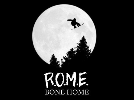 The Ski Barn we proudly carry Rome Snowboards.  The Rome Snowboard Design Syndicate