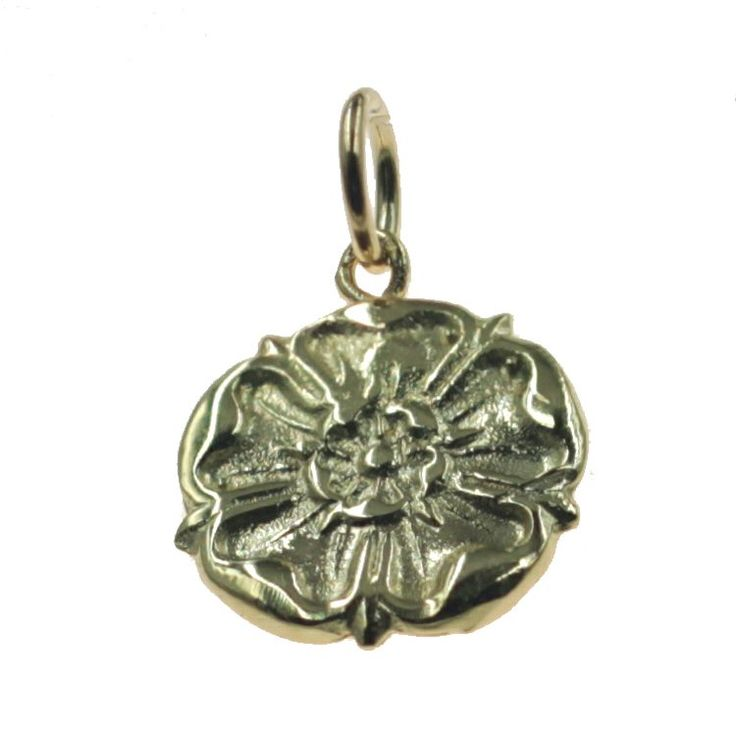Buy our Australian made Tudor Rose Charm - cha-0191 online. Explore our range of custom made chain jewellery, rings, pendants, earrings and charms.