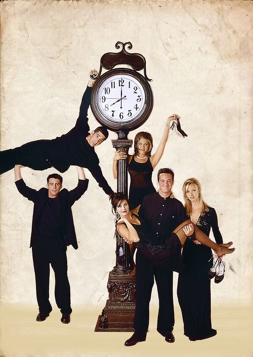 This may be the only cast photo I have not yet seen... #Friends #tv