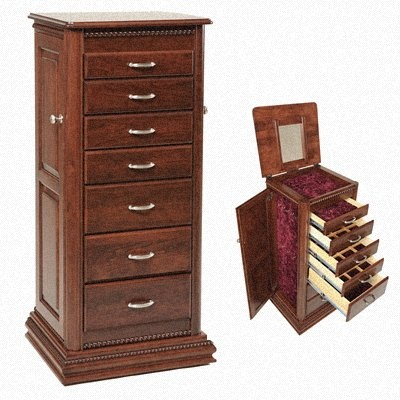 jewelry chests - very spacious